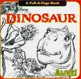 Dinosaur: A Giant Lift-the-Flap Book - Mary Hogan