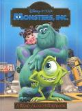 Monsters, Inc A Read-Aloud Storybook