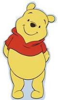 It's Pooh!