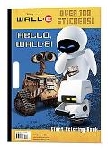 Hello, WALL-E! (Giant Coloring Book)