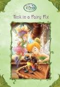 Tink in a Fairy Fix (Disney Fairies) (A Stepping Stone Book(TM))