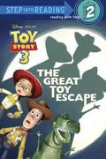 The Great Toy Escape (Step into Reading)