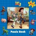 Toy Story 3 Puzzle Book
