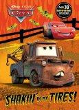 Shakin' in my Tires! (Disney/Pixar Cars) (Glow-in-the-Dark Sticker Book)
