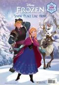 Frozen Giant Coloring Book (Disney Frozen)