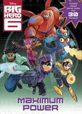 Big Hero 6 Activity Book (Disney Big Hero 6)