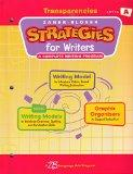 Zaner-Bloser Strategies for Writers Transparencies, Level A