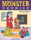 Monster Phonics: Special Vowels for Grades 1-2 - Vicky Shiotsu - Paperback