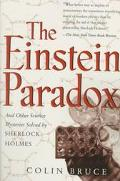 Einstein Paradox And Other Science Mysteries Solved by Sherlock Holmes