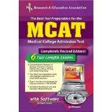 MCAT: The Best Test Preparation for the Medical College Admission Test (Book & CD-ROM)