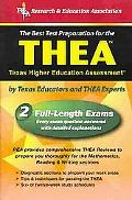 Thea, The Best Test Preparation For The Texas Higher Education Assessment
