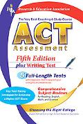 Very Best Coaching And Study Course For The Act Assessment, with New Writing Test