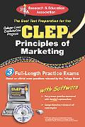 Clep Principles of Marketing The Best Test Prep for the Clep