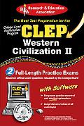 Best Test Preparation for the CLEP Western Civilization II