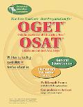 Best Teacher' Test Preparation for the OGET / OSAT Oklahoma General Education Test (Field 74...