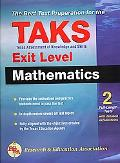 Texas Taks Exit Level Mathematics (Rea) - the Best Test Prep
