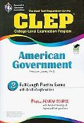 CLEP American Government (REA) - the Best Test Prep for the CLEP