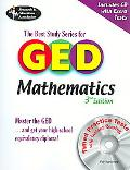 Ged Mathematics Rea The Best Test Prep for the Ged