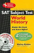 Best Test Preparation for the Satsubject Test World History