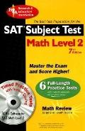 Sat Subject Test, Math Level 2 -- the Best Test Prep