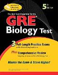 Best Test Preparation for the GRE Biology Test