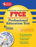 Best Test Prep for Ftce Professional Education W/Cd