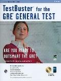 GRE General TestBuster 4/e w/CD (REA) (TESTware)