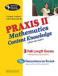 Praxis II Mathematics Content Knowledge Test (Test Code 0061) the Best Teachers' Test Prepar...