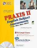 Praxis II English Subject Assessment 0041, 0042, 0043, 0048, 0049
