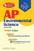 AP Environmental Science 2nd Edition (REA) - the Best Test Prep for the AP