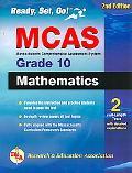 Massachusetts MCAS Grade 10 Math