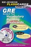 GRE Vocabulary Flashcard Book W/CD-ROM (Rea)