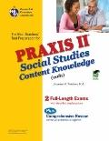 Praxis II Social Studies: Content Knowledge (0081) (Test Preps)