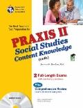 Praxis II Social Studies: Content Knowledge (0081) w/TestWare (Test Preps)