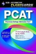 PCAT Flashcard Book (Flash Card Books)
