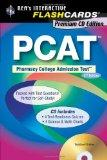PCAT Premium Edition Flashcard Book (REA) (Flash Card Books)