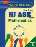 Ready, Set, Go! NJ ASK Grade 3 Mathematics (REA) (Test Preps)