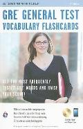 GRE Vocabulary Flashcard Book (REA): Fifth edition