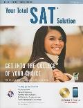 SAT w/ CD-ROM 3rd Ed(REA) - The Very Best Coaching & Study Course (Test Preps)