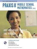 Praxis II Middle School Mathematics (0069) 2/e (Test Preps)