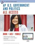 AP U.S. Government & Politics All Access Book + Online + Mobile (Advanced Placement (AP) All...