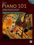Alfred's Piano 101: An Exciting Group Course for Adults Who Want to Play Piano for Fun Book 2