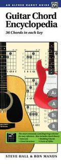 Guitar Chord Encyclopedia (Handy Guide)