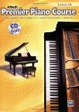 Premier Piano Course Lesson Book, Bk 1B (Book & CD)