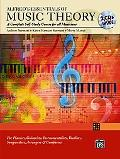 Essentials of Music Theory:A Complete Self-Study Course for All Musicians Book & 2 CDs