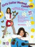 Girl's Guitar Method Complete Book & DVD