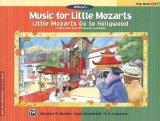 Music For Little Mozarts Pop Book 1 & 2 (Little Mozarts Go To Hollywood)