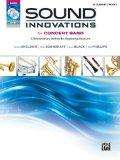 Sound Innovations for Concert Band, Bk 1: A Revolutionary Method for Beginning Musicians (B-...