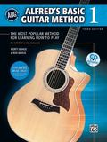 Alfred's Basic Guitar Method, Bk 1 : The Most Popular Method for Learning How to Play, Book,...