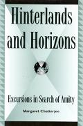 Hinterlands and Horizons Excursions in Serarch of Amity